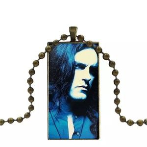 Type O Negative Peter Steele Necklace Gothic Band